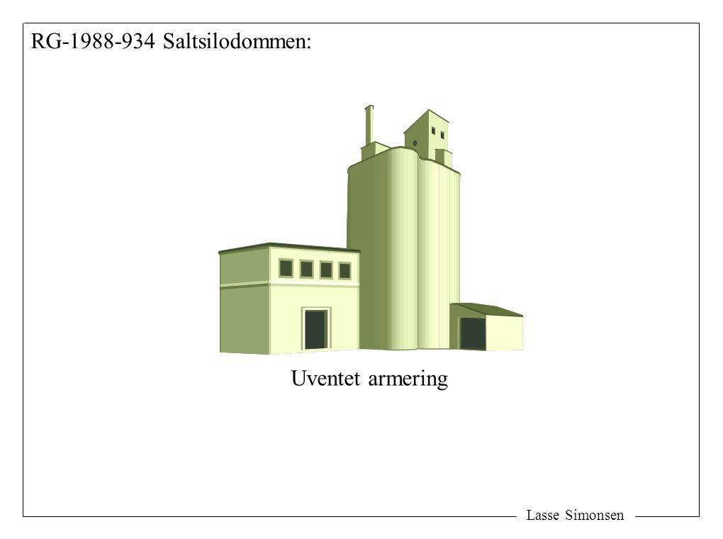 RG-1988-934 Saltsilodommen: Uventet armering Lasse Simonsen