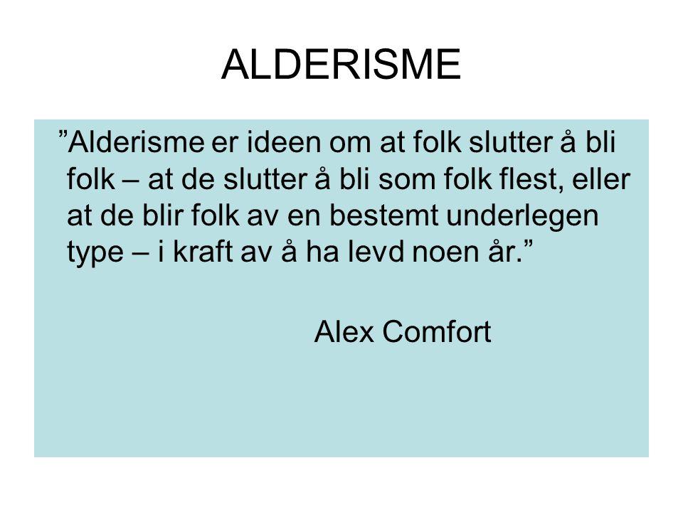 ALDERISME