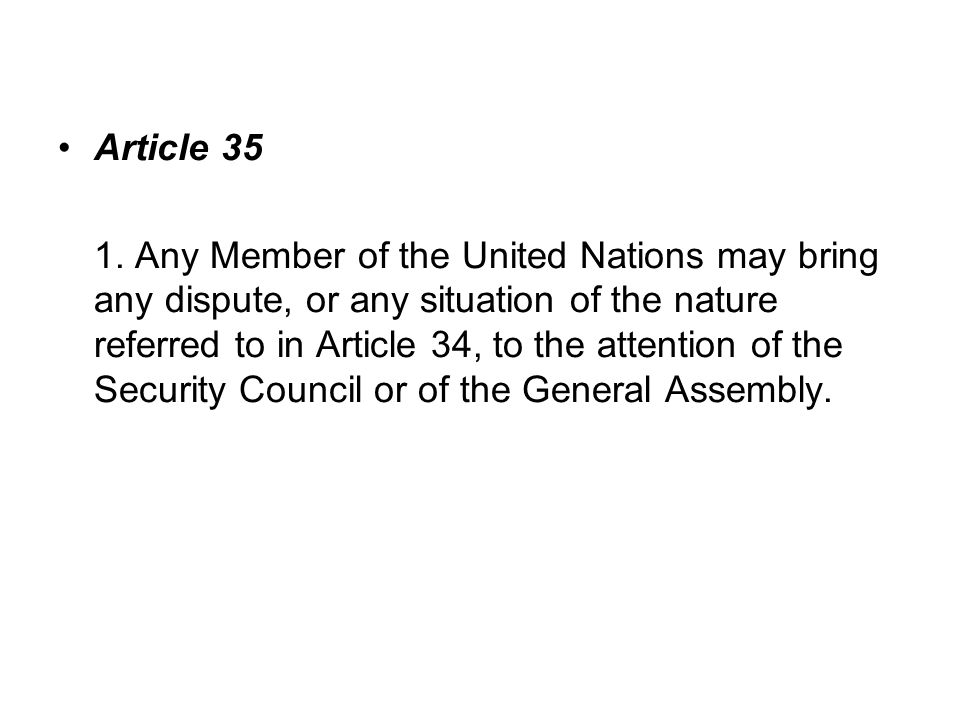 Article 35