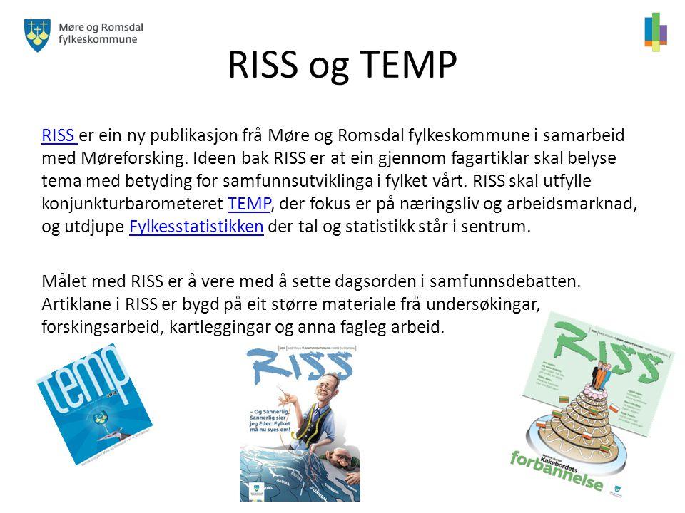 RISS og TEMP