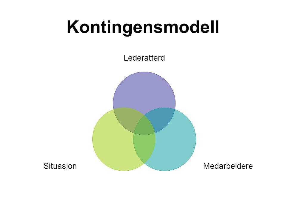 Kontingensmodell
