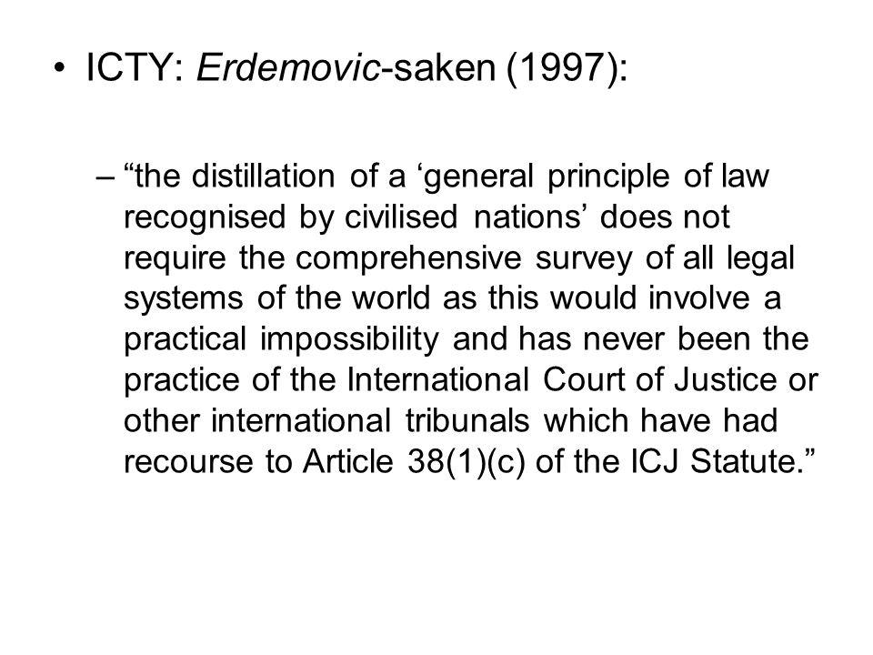 ICTY: Erdemovic-saken (1997):