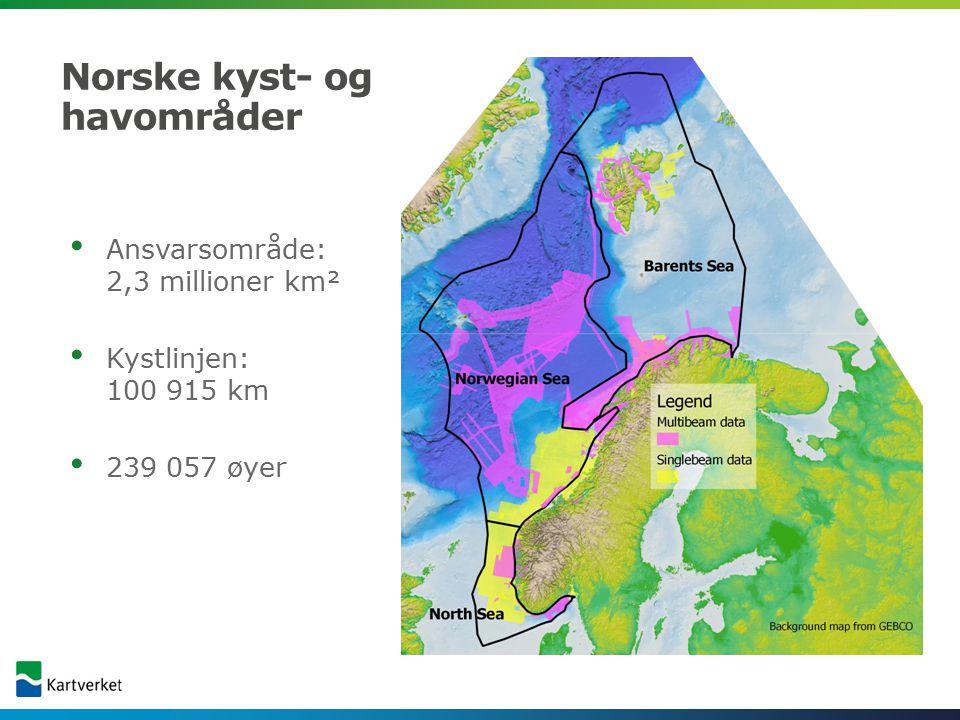 Norske kyst- og havområder