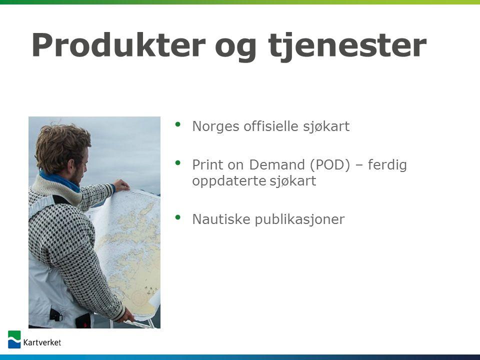 Produkter og tjenester