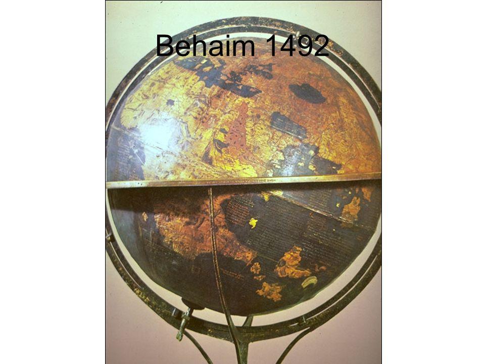 Behaim 1492