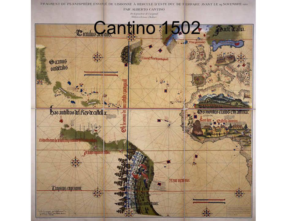 Cantino 1502