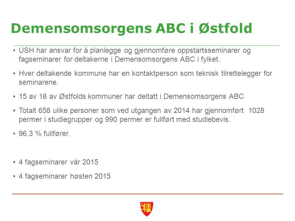 Demensomsorgens ABC i Østfold