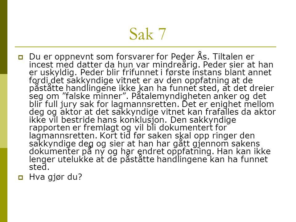 Sak 7