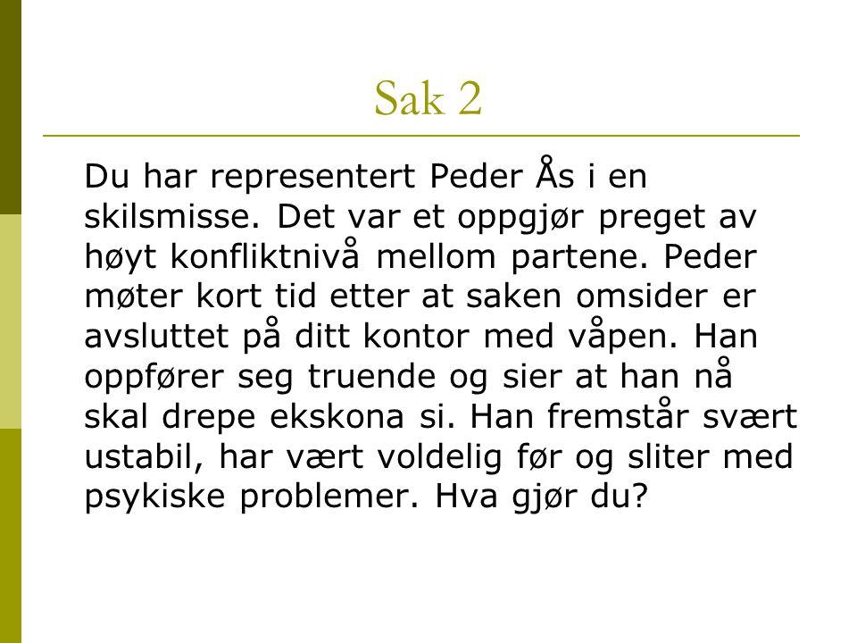 Sak 2