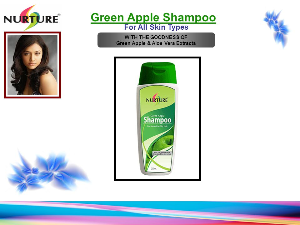 Green Apple & Aloe Vera Extracts