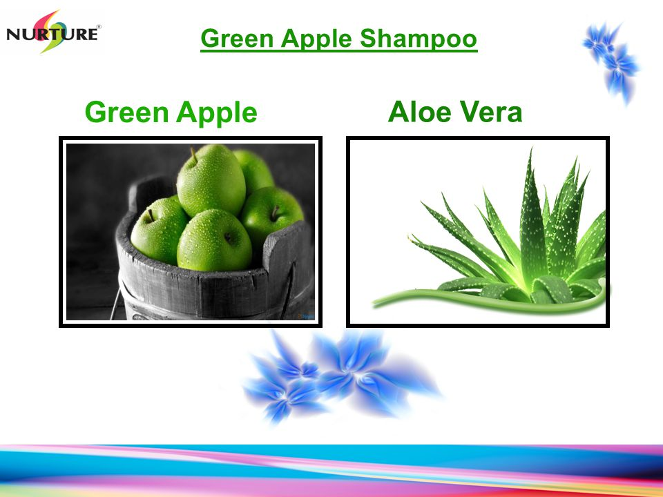 Green Apple Shampoo Green Apple Aloe Vera