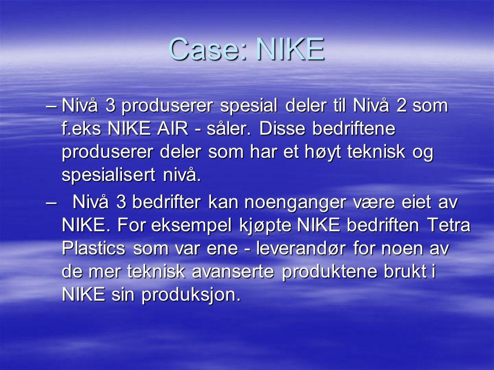 Case: NIKE