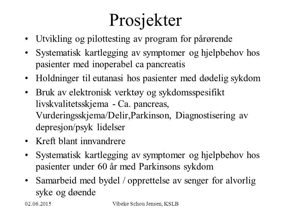 Vibeke Schou Jensen, KSLB