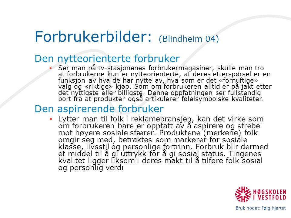 Forbrukerbilder: (Blindheim 04)