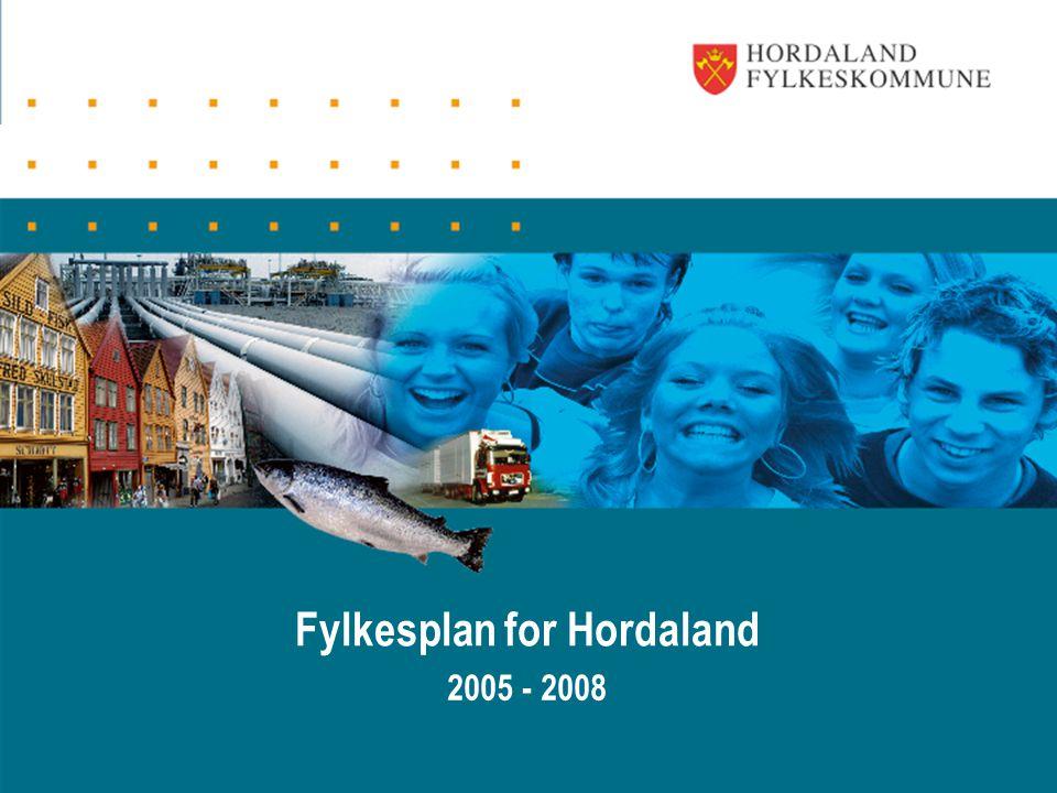 Fylkesplan for Hordaland