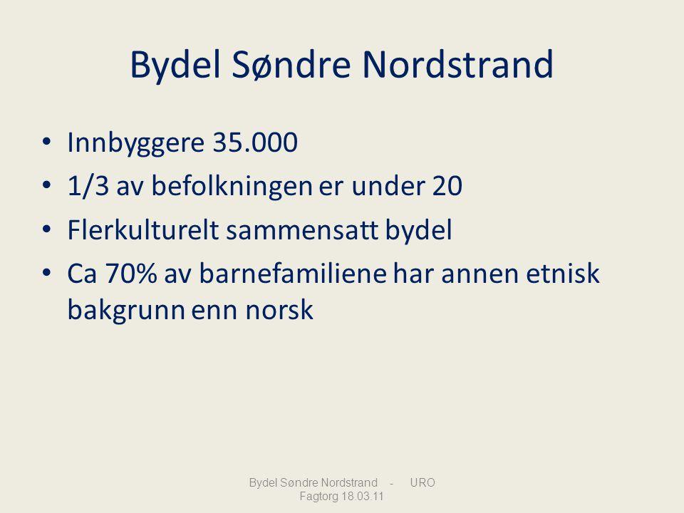 Bydel Søndre Nordstrand