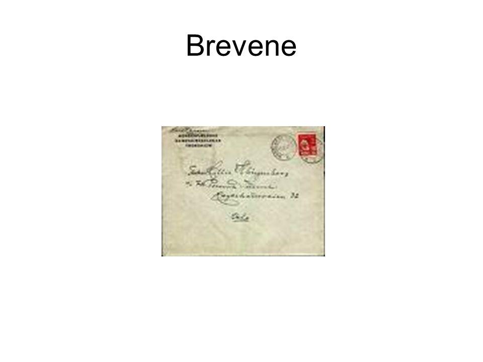 Brevene