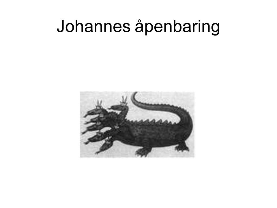 Johannes åpenbaring