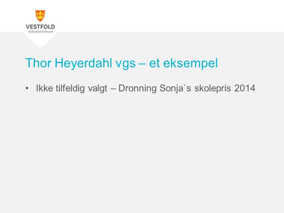 Thor Heyerdahl vgs – et eksempel