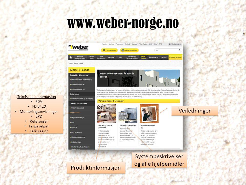 www.weber-norge.no Veiledninger