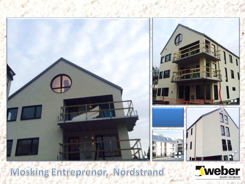 Mosking Entreprenør, Nordstrand