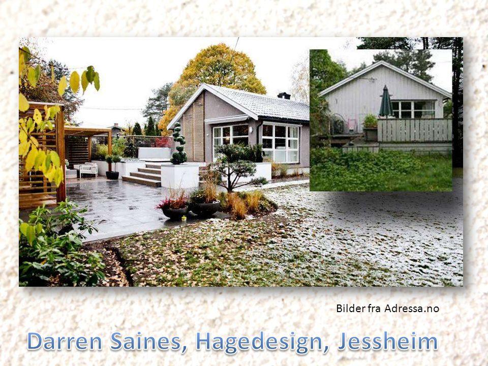 Darren Saines, Hagedesign, Jessheim