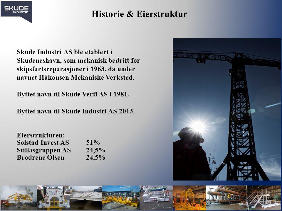 Historie & Eierstruktur