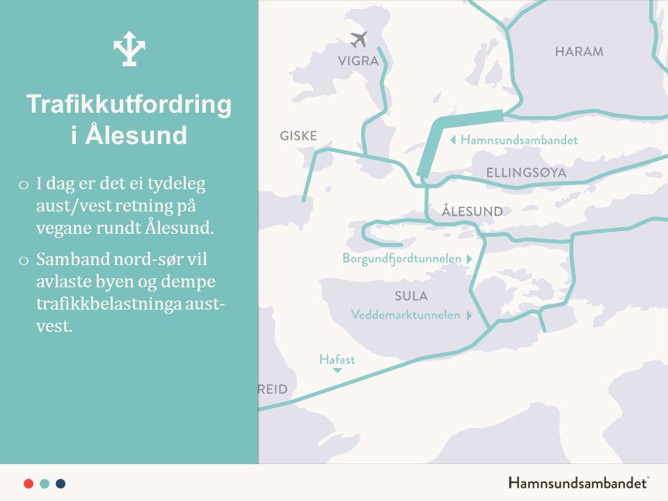 Trafikkutfordring i Ålesund