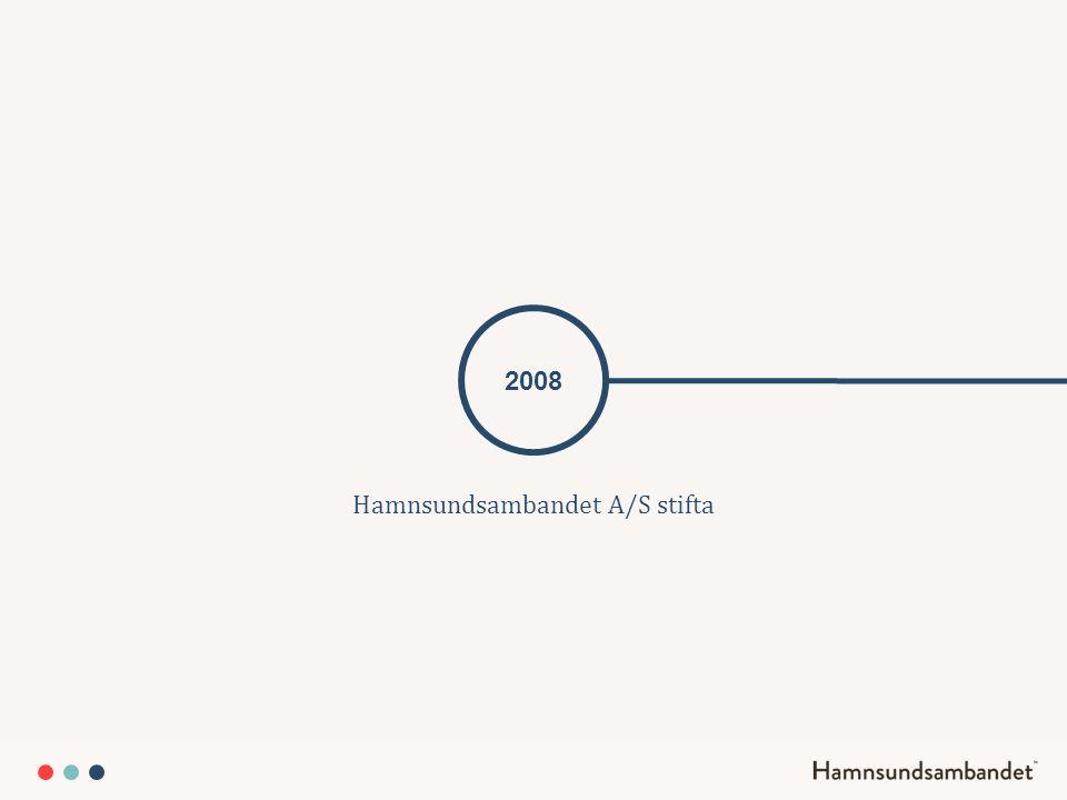 Hamnsundsambandet A/S stifta