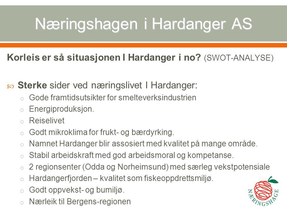 Næringshagen i Hardanger AS
