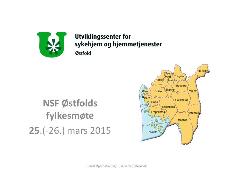 NSF Østfolds fylkesmøte 25.(-26.) mars 2015