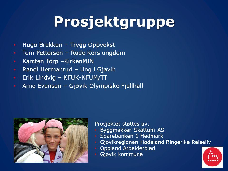 Prosjektgruppe Hugo Brekken – Trygg Oppvekst