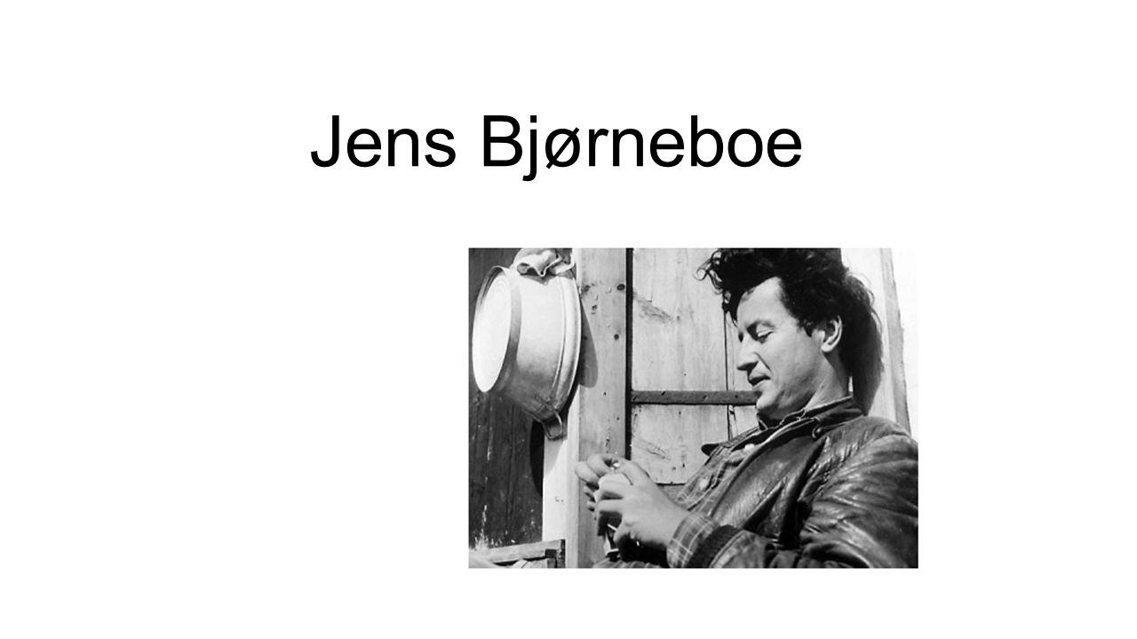 Jens Bjørneboe