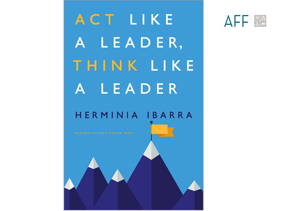 HØYAKTUELL og fersk bok fra Hermina Ibarra - Thinkers 50 ranked Ibarra #9 among the most influential business gurus in the world.