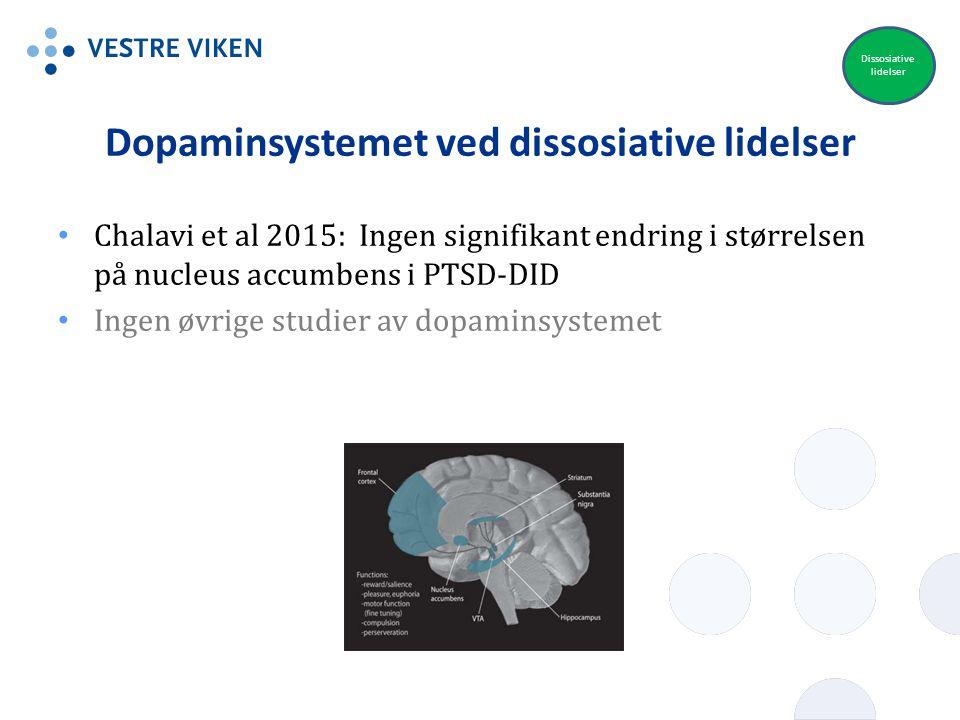 Dopaminsystemet ved dissosiative lidelser