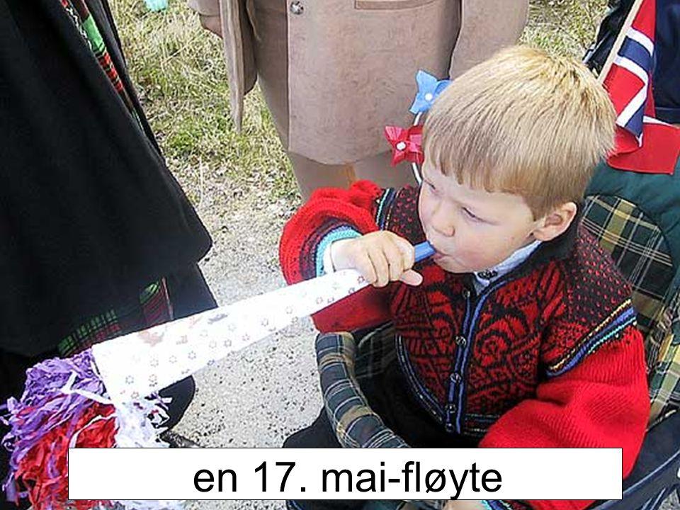 en 17. mai-fløyte