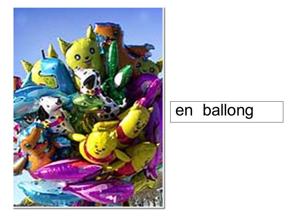 en ballong