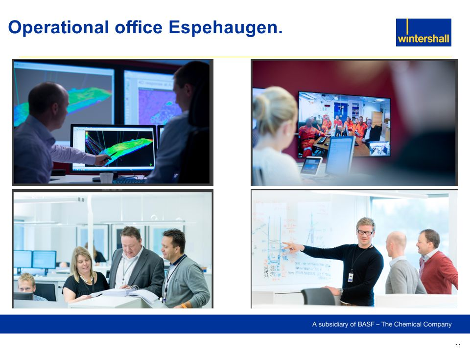 Operational office Espehaugen.