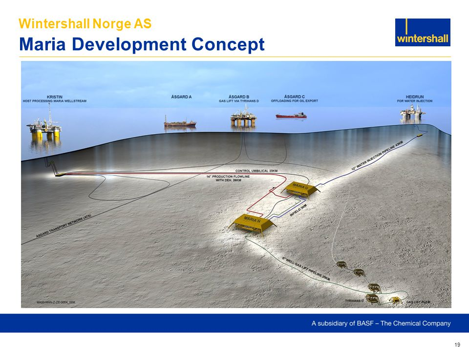 Wintershall Norge AS Maria Development Concept