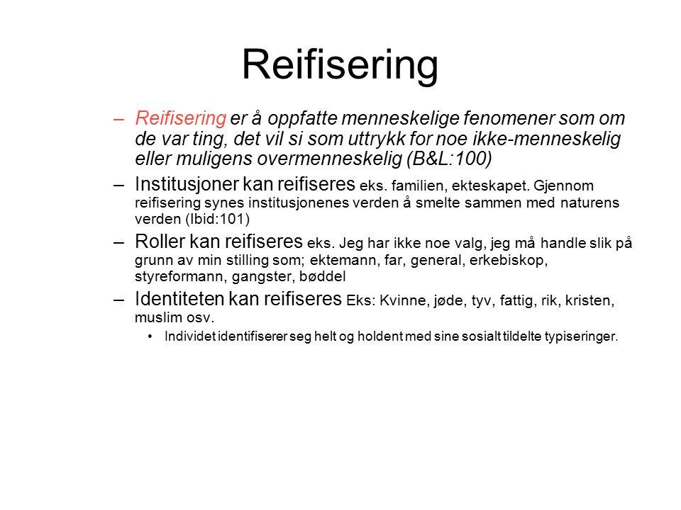 Reifisering