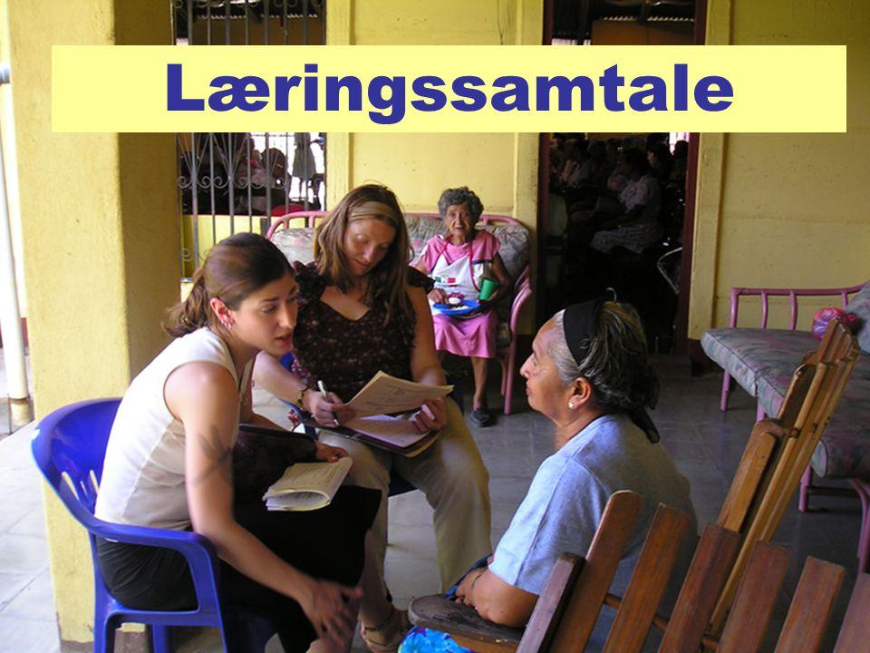Læringssamtale Roar Engh HVE-LU