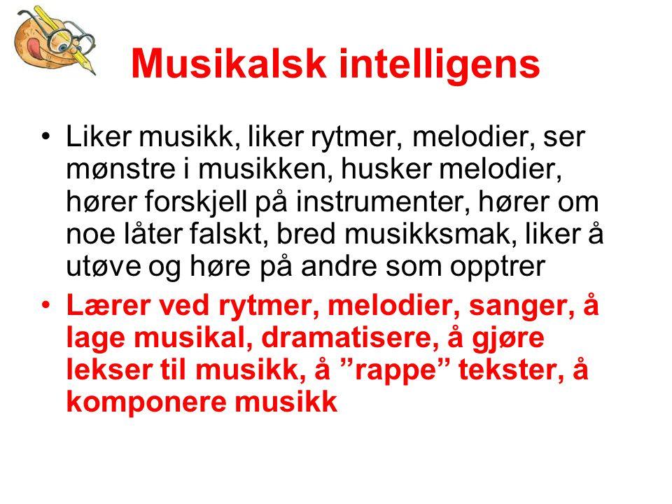 Musikalsk intelligens