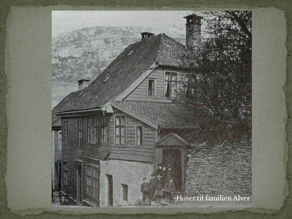Huset til familien Alver