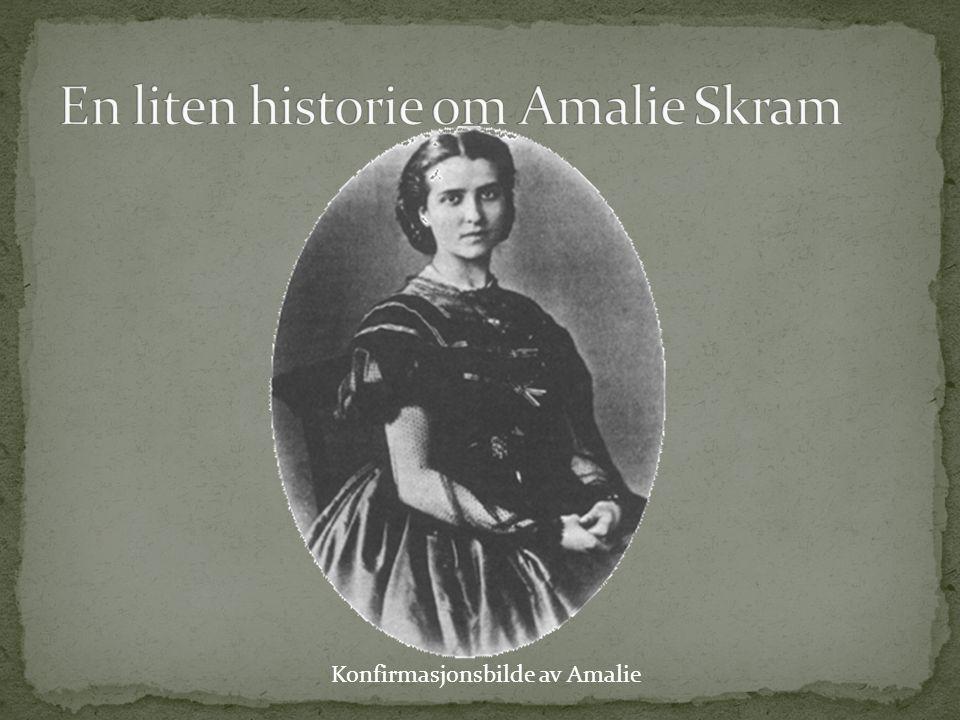 En liten historie om Amalie Skram