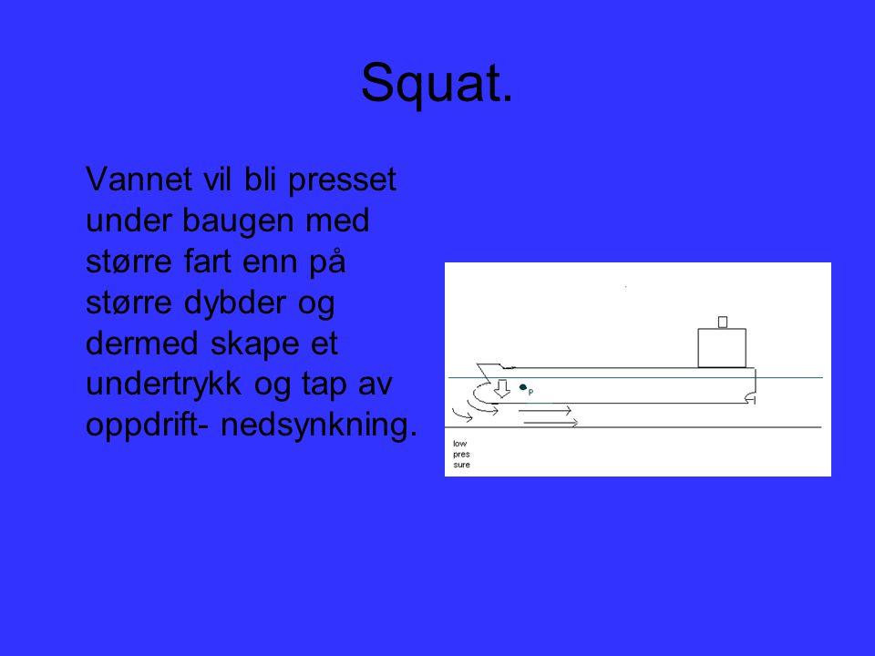 Squat.