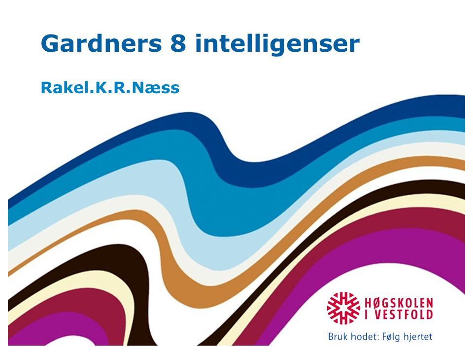 Gardners 8 intelligenser