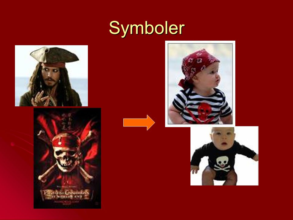 Symboler .