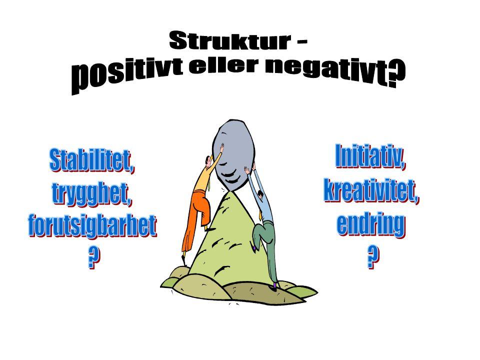 positivt eller negativt