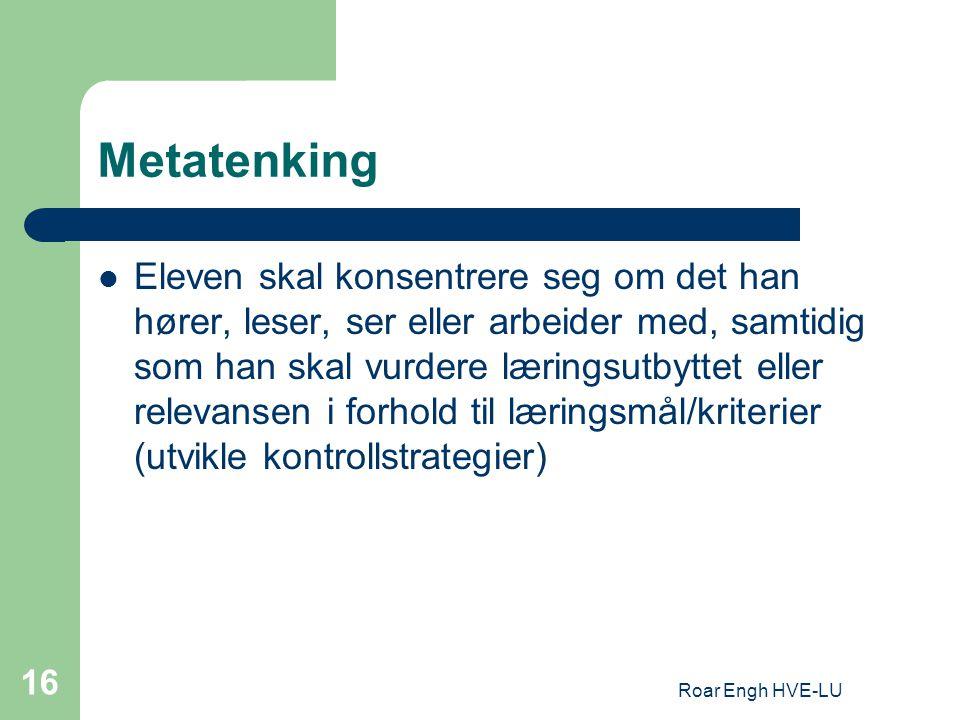 Metatenking