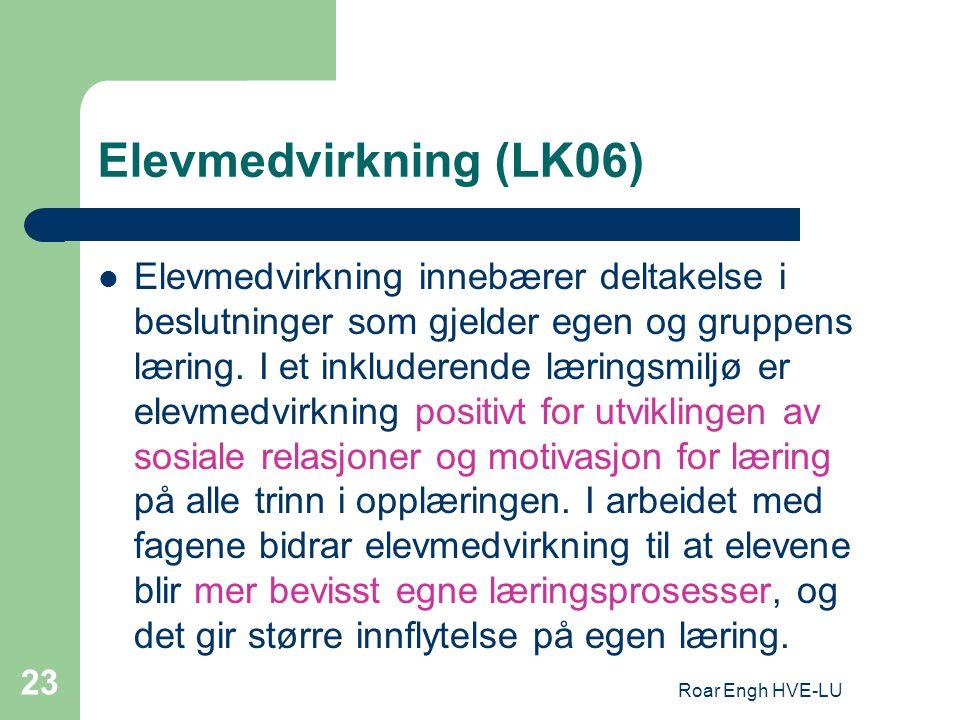 Elevmedvirkning (LK06)